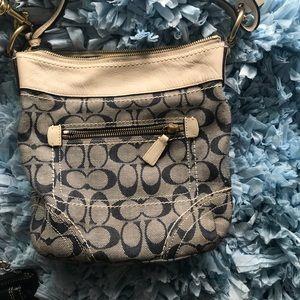 Handbags - Coach crossbody bag